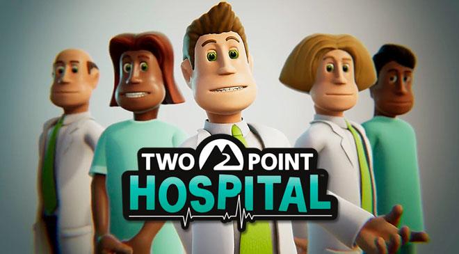 Two Point Hospital llegará el 30 de agosto en WZ Gamers Lab - La revista digital online de videojuegos free to play y Hardware PC