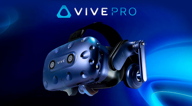 HTC VIVE PRO en WZ Gamers Lab - La revista digital online de videojuegos free to play y Hardware PC