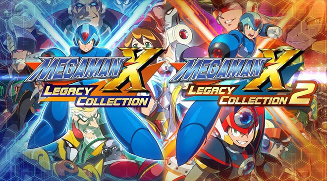 Vuelve el mito con Mega Man X Legacy Collection en WZ Gamers Lab - La revista digital online de videojuegos free to play y Hardware PC