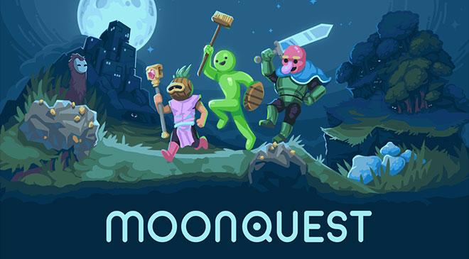 MoonQuest ya disponible en WZ Gamers Lab - La revista digital online de videojuegos free to play y Hardware PC