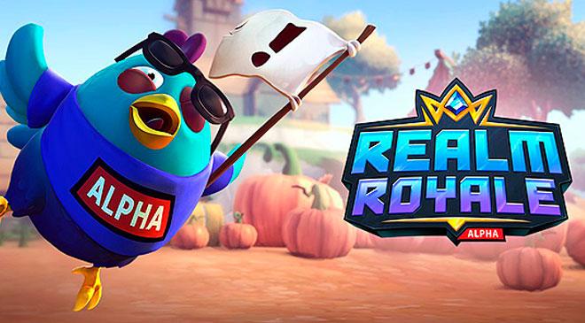 Realm Royale se abre paso a golpes en nuestros PC's en WZ Gamers Lab - La revista digital online de videojuegos free to play y Hardware PC