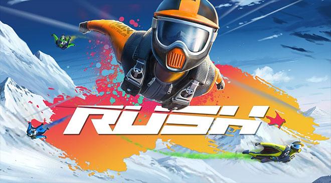 Rush ya disponible en WZ Gamers Lab - La revista digital online de videojuegos free to play y Hardware PC