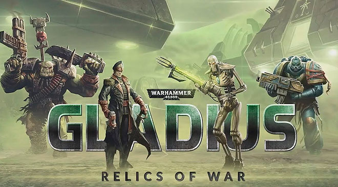 Warhammer 40,000: Gladius - Relics of War en WZ Gamers Lab - La revista digital online de videojuegos free to play y Hardware PC