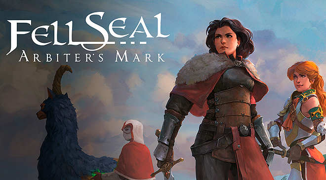 Salvaguarda el orden y la estabilidad del mundo Fell Seal: Arbiter's Mark en WZ Gamers Lab - La revista de videojuegos, free to play y hardware PC digital online