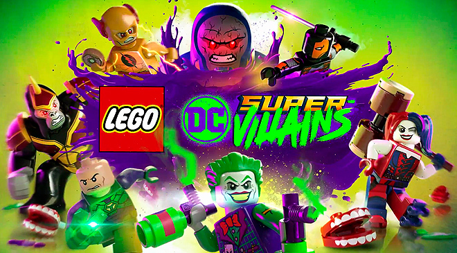 Ser un villano o un superhéroe en LEGO DC Super-Villains en WZ Gamers Lab - La revista de videojuegos, free to play y hardware PC digital online