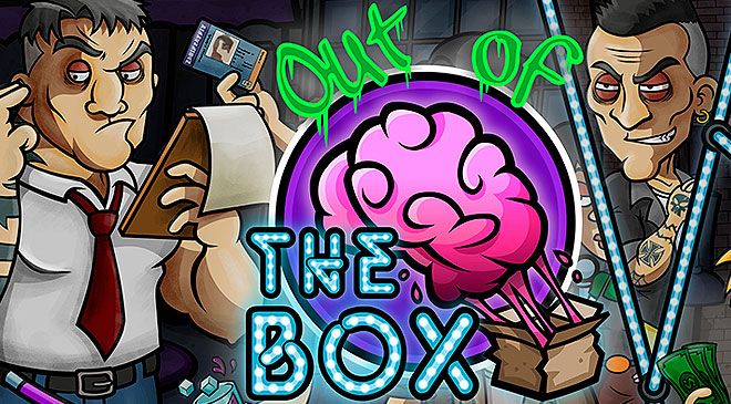 Conoce a mafiosos y criminales en Out of the Box en WZ Gamers Lab - La revista digital online de videojuegos free to play y Hardware PC