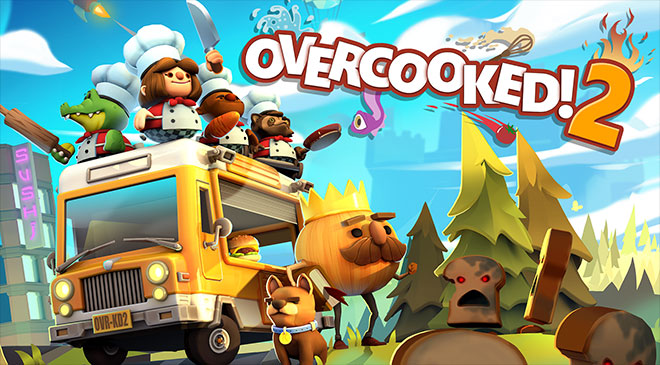 Overcooked! 2 está cerca en WZ Gamers Lab - La revista digital online de videojuegos free to play y Hardware PC