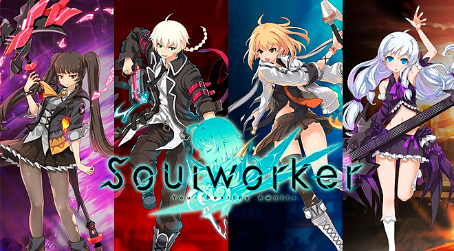 Libra grandes batallas en SoulWorker - Anime Action MMO en WZ Gamers Lab - La revista de videojuegos, free to play y hardware PC digital online