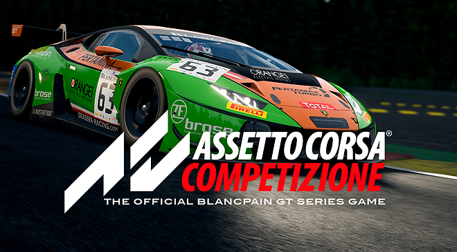 Assetto Corsa Competizione ya disponible en WZ Gamers Lab - La revista de videojuegos, free to play y hardware PC digital online