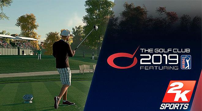 The Golf Club™ 2019 featuring PGA TOUR en WZ Gamers Lab - La revista de videojuegos, free to play y hardware PC digital online