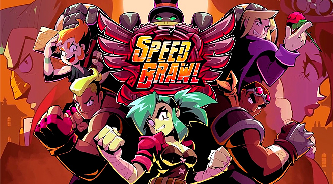 Carreras y combates 2D en Speed Brawl en WZ Gamers Lab - La revista de videojuegos, free to play y hardware PC digital online