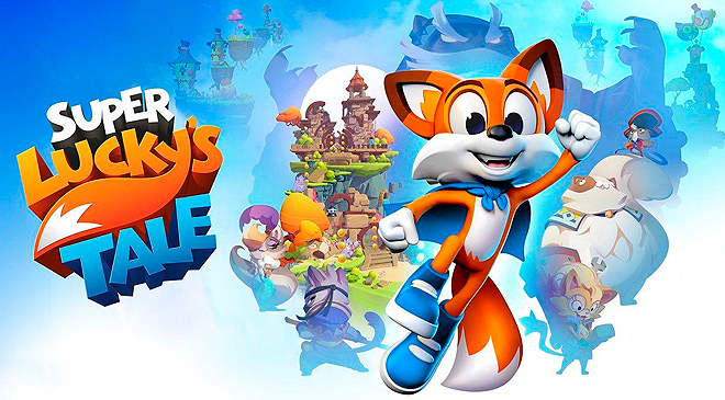 Un fascinante estilo plataformas en Super Lucky's Tale en WZ Gamers Lab - La revista de videojuegos, free to play y hardware PC digital online