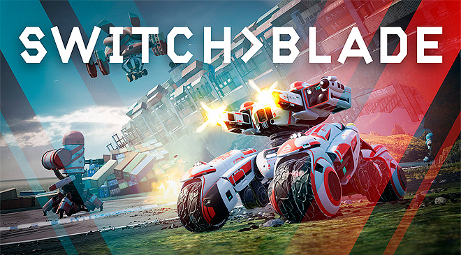 Switchblade ya disponible en WZ Gamers Lab - La revista de videojuegos, free to play y hardware PC digital online