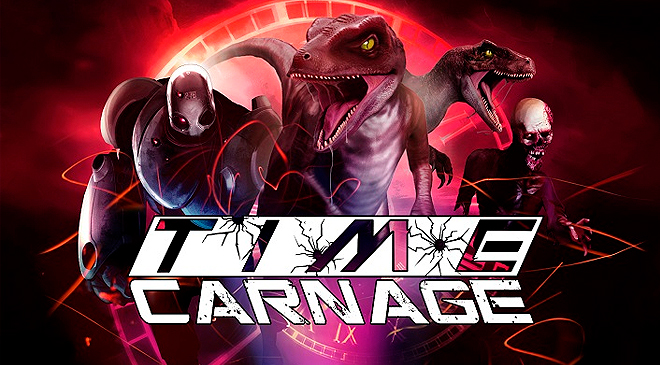 Viaja a través del tiempo en Time Carnage en WZ Gamers Lab - La revista de videojuegos, free to play y hardware PC digital online