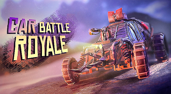 Llegan los Battle Royale al motor en Car Battle Royale en WZ Gamers Lab - La revista de videojuegos, free to play y hardware PC digital online