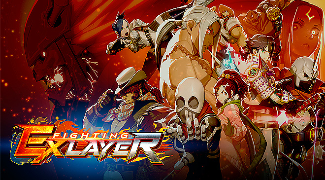 Los personajes EX vuelven para enfrentarse en FIGHTING EX LAYER en WZ Gamers Lab - La revista de videojuegos, free to play y hardware PC digital online