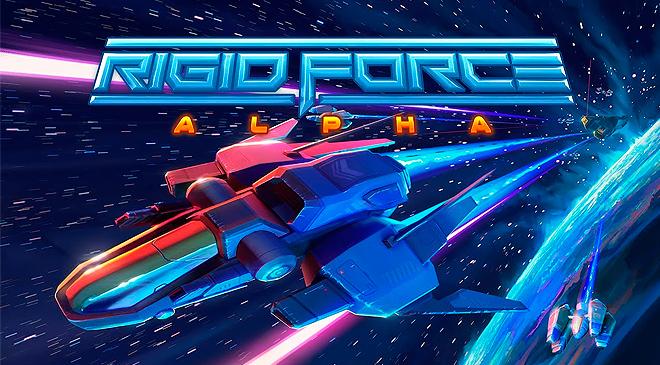 Rigid Force Alpha, es el nuevo shoot'em up de acción clásico en 3D