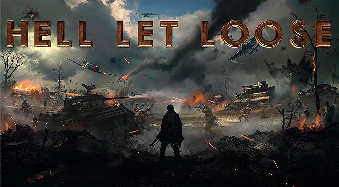 El competitivo Hell let Loose llega con acceso anticipado