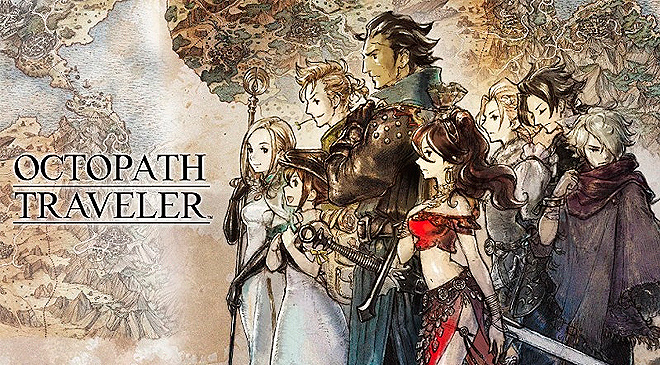 Octopath Traveler da el gran salto de Nintendo Switch a PC en WZ Gamers Lab - La revista de videojuegos, free to play y hardware PC digital online