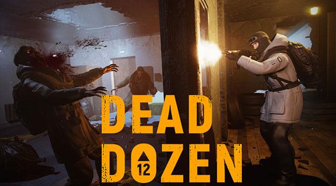 Nuevo gameplay de Dead Dozen en WZ Gamers Lab - La revista de videojuegos, free to play y hardware PC digital online.