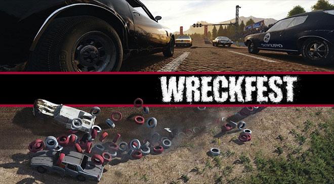 Wreckfest recibe su mayor actualización