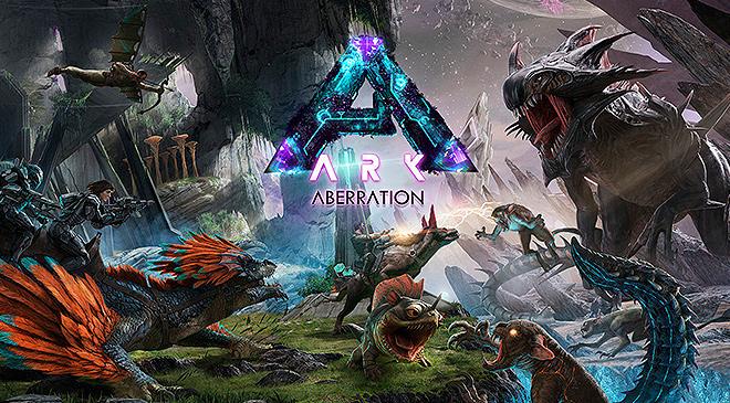 ARK: Aberration en WZ Gamers Lab - La revista de videojuegos, free to play y hardware PC digital online