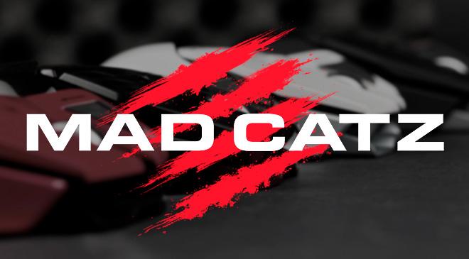 Mad Catz renace gracias a Logitech