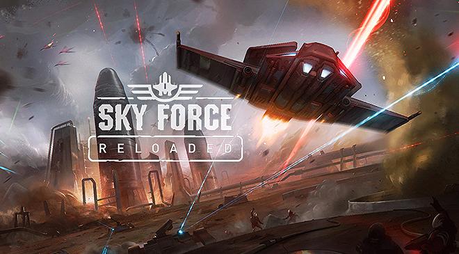 Sky Force Reloaded en WZ Gamers Lab - La revista de videojuegos, free to play y hardware PC digital online