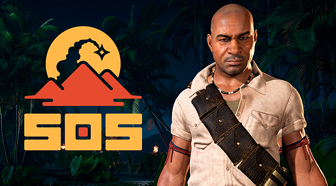 Sobrevive en la isla con SOS en WZ Gamers Lab - La revista de videojuegos, free to play y hardware PC digital online