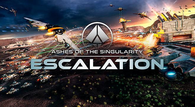 Ashes of the Singularity, nuevo DLC