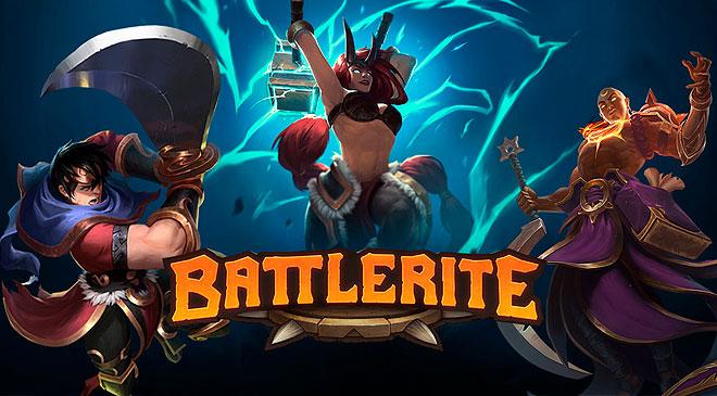 Battlerite - Descargalo ahora gratis desde WZ Gamers Lab - La revista de videojuegos, free to play y hardware PC digital online