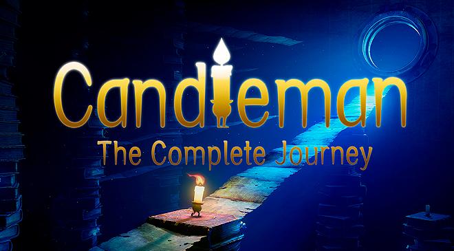 Candleman: The Complete Journey ya disponible en WZ Gamers Lab - La revista de videojuegos, free to play y hardware PC digital online