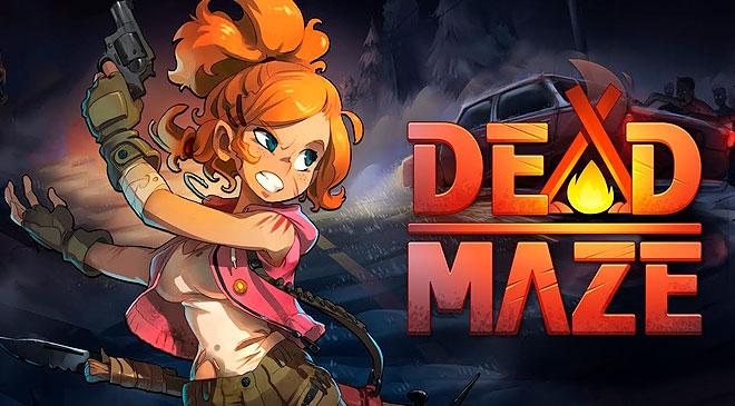 Deade Maze ya disponible en Steam. Descargalo ya en WZ Gamers Lab - La revista de videojuegos, free to play y hardware PC digital online