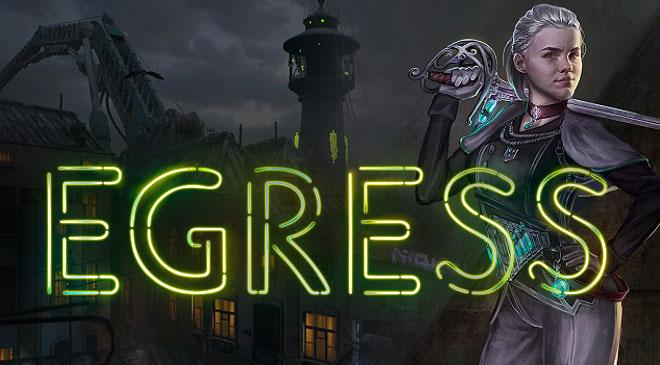 Próximamente: Egress en WZ Gamers Lab - La revista de videojuegos, free to play y hardware PC digital online