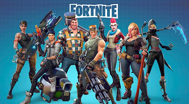 Fornite desbanca A PlayerUnknow's BattleGrounds en WZ Gamers Lab - La revista de videojuegos, free to play y hardware PC digital online