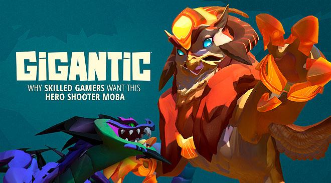 Gigantic también cerrará sus servidores en WZ Gamers Lab - La revista de videojuegos, free to play y hardware PC digital online