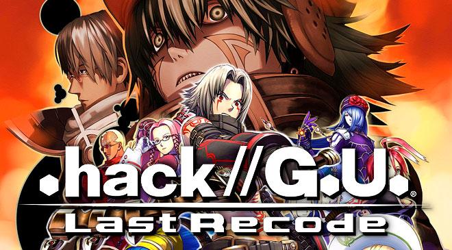 Vuelve .hack//G.U. Last Recode