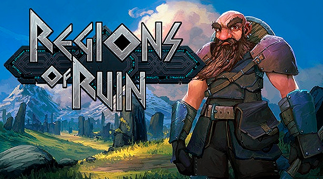 Nuevo pixel RPG en 2D con Regions Of Ruin