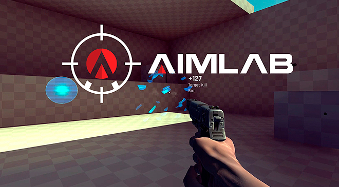 Agudiza tus reflejos en el nuevo Aim Lab