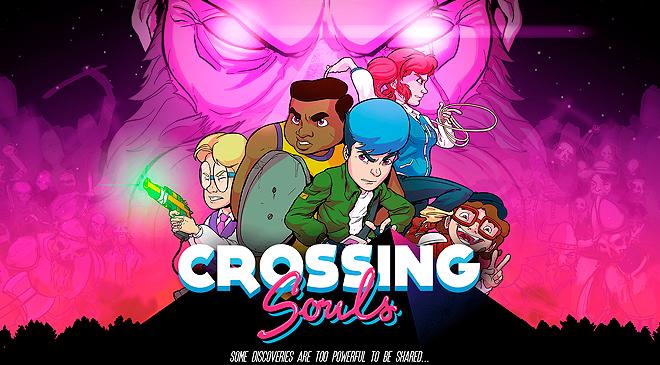 Sumérgete en los 80' en Crossing Souls en WZ Gamers Lab - La revista de videojuegos, free to play y hardware PC digital online