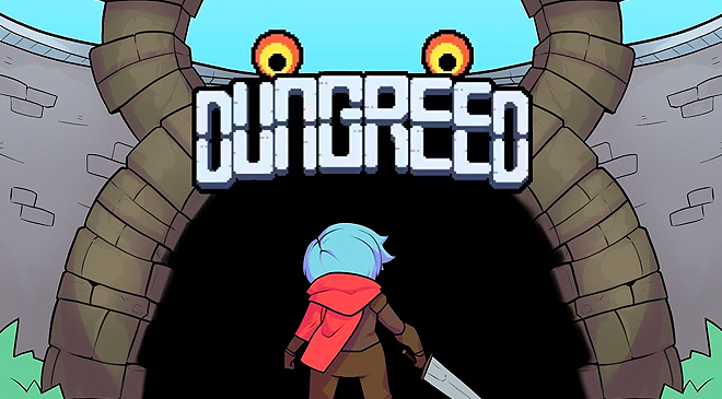 Vive una gran aventura en Dungreed