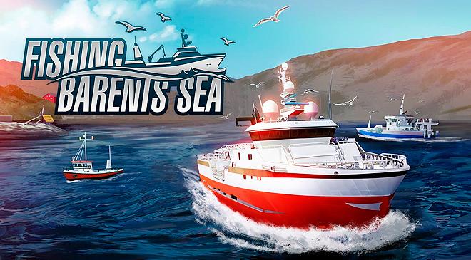 Maneja tu propio barco pesquero en Fishing: Barents Sea en WZ Gamers Lab - La revista de videojuegos, free to play y hardware PC digital online