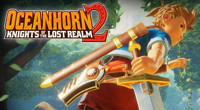 El gameplay de Oceanhorn 2 en WZ Gamers Lab - La revista digital online de videojuegos free to play y Hardware PC