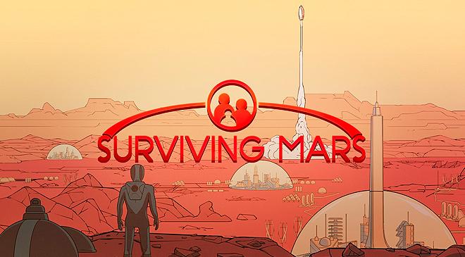 Coloniza Marte y descubre sus secretos en Surviving Mars en WZ Gamers Lab - La revista de videojuegos, free to play y hardware PC digital online