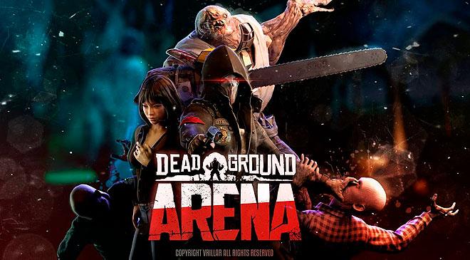 Dead Ground: Arena, disponible ya en «early acces»