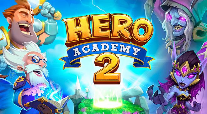 Hero Academy 2 vuelve en su acceso anticipado en WZ Gamers Lab - La revista de videojuegos, free to play y hardware PC digital online
