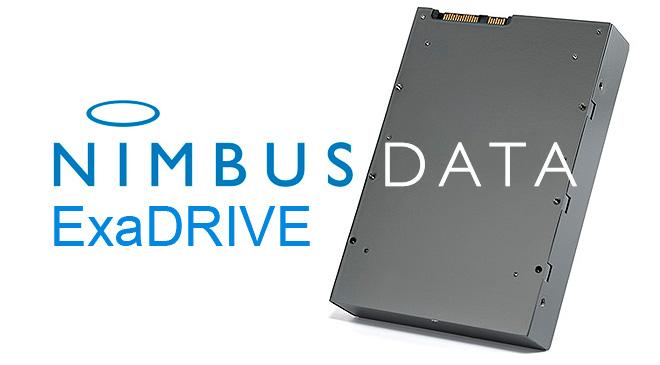 Nimbus Data ExaDRIVE DC100 100TB en WZ Gamers Lab - La revista de videojuegos, free to play y hardware PC digital online