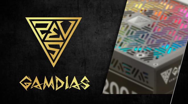 Gamdias Power Supplies en WZ Gamers Lab - La revista de videojuegos, free to play y hardware PC digital online