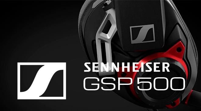 Sennheiser GSP 500 en WZ Gamers Lab - La revista de videojuegos, free to play y hardware PC digital online