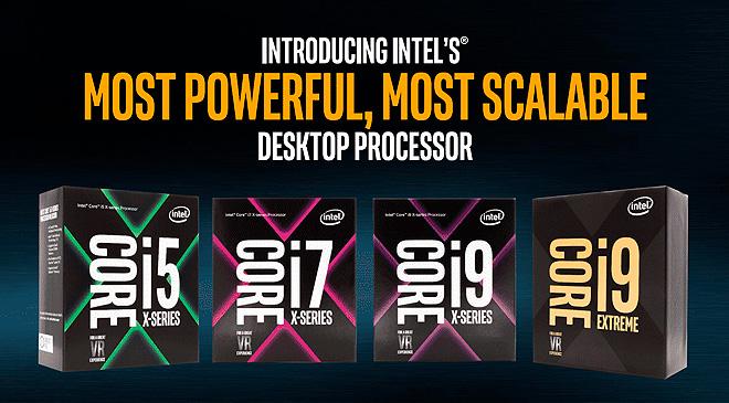 Serie Intel Core i9 para portátiles en WZ Gamers Lab - La revista de videojuegos, free to play y hardware PC digital online